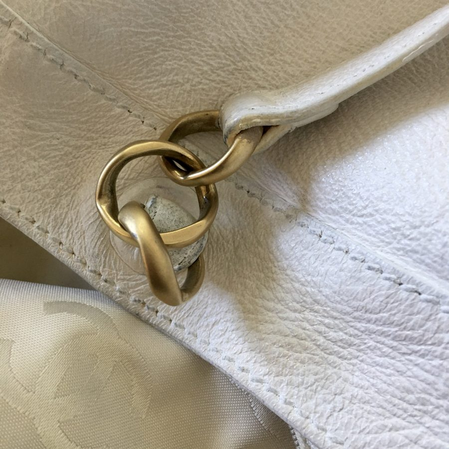Chanel cabas shopping soft croisiere