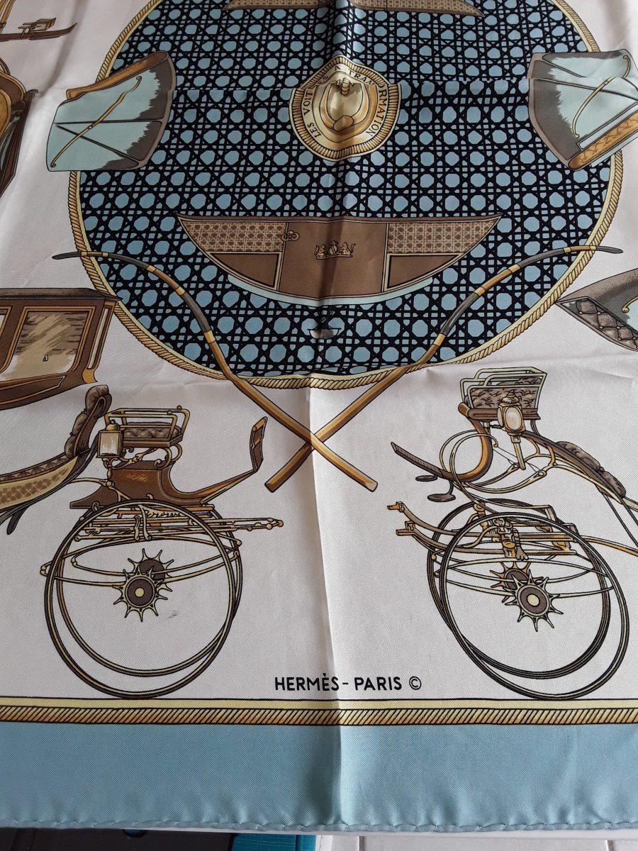 Hermes les voitures à transformation