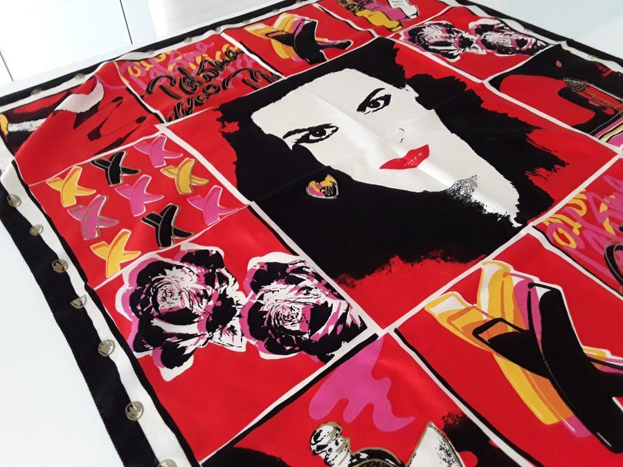 Foulard Paloma Picasso